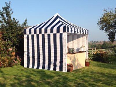 3m x 3m Pop up Tent from Nicks Pop Up Parties