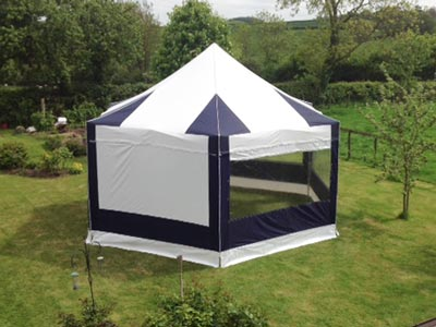 6m x 6m Pop Up Tent from Nick's Pop Up Parties